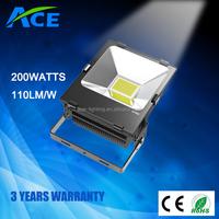 2015 hot sale more competitive waterproof IP65 200 watt led outdoor floodlight
