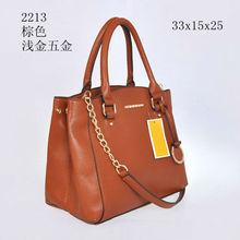 Top quality Large Cynthia Saffiano Satchel fashion designer brand name handbags, Tangerine saffiano leather women bags