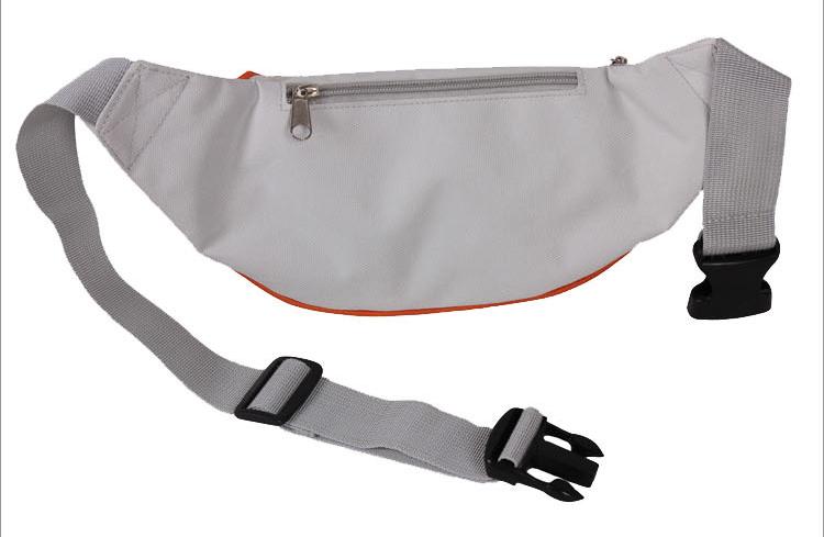 Personnalisé étanche Sport sac de taille élastique pour hommes / femmes
