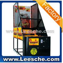 LSJQ-383 Street Basketball-Deluxe amusement game machine simulator game machine key master game machine for shop