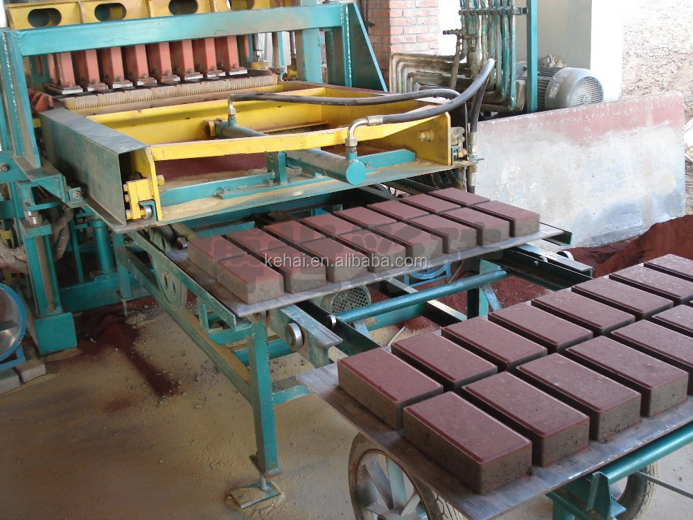 cement solid block making machine