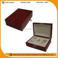 Custom logo printed cheap essential oil wood box