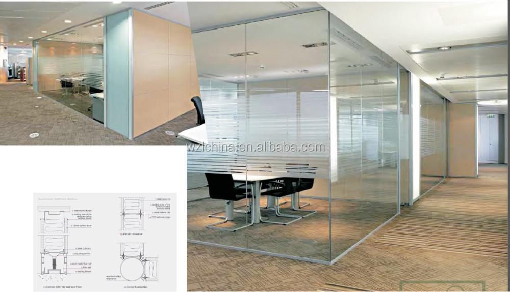 Wholesale Modern Design Bathroom Glass Partition