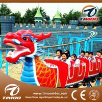 Cheap mini roller coaster sliding dragon for sale