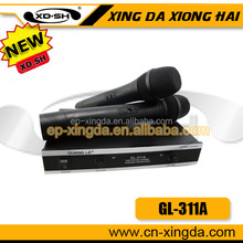 GL-311 Professional wireless microphone for family use
