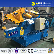 AUPU Q08-100 hydraulic scrap metal cutting machine