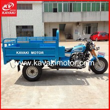 2015 Guangzhou 150CC/200CC three wheel trike/ petrol motorcycle tricycles used good engine