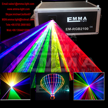 Night club 10w rgb full color animation laser light / 10 Watt RGB Laser Light / Christmas Laser Lighting 10w rgb laser projector