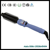 Professional Salon LCD ionic hair combs From Top 10 factory