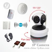 2CU Camera WiFi Sistema de Cameras com Alarme LYD-121