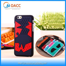 New Product 3D Sneaker PC TPU Mobile Phone Case For Iphone 6,Factory price case for iphone6 case
