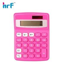 solar energy 8-digit desktop calculator