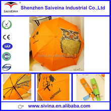 Alibaba China kids umbrella 2015 new product innovation