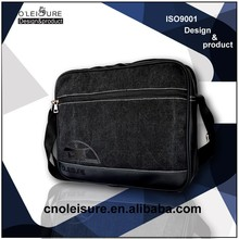 Alibaba china express wholesale shoulder bags man Canvas messenger bags manufacture