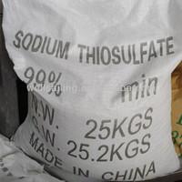 sodium thiosulfate use