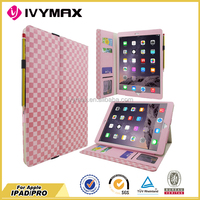 customized leather mobile phone case for apple IPAD PRO