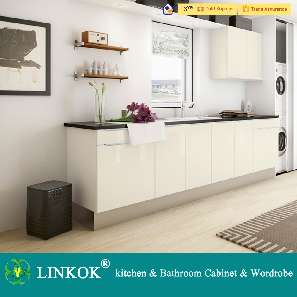 Acrylic Kitchen Cabinet Door And White Shaker Style Kitchen Cabinets