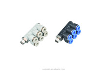 plastic quick connecting tube fitting