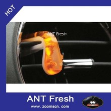 New Car Vent Clip Air Freshener - Vanilla & Moonlight Scented