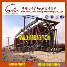 titane usine de lavage du minerai de titane séparation