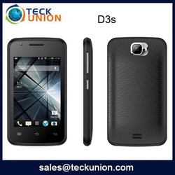 D3s 3.5 inch Spreadtrum 7715 mobile phone 1500mah long life battery best price smart phone