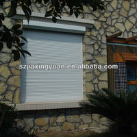 Aluminum German window Safe Shutter