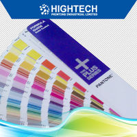 Color shade guide USA pantone color chart books