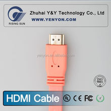 high performance slim hdmi to hdmi cable