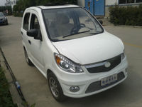 Manufacturer made electric cars in China