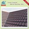 Where to buy high quality sand coated metal roofing tiles /factory constructional material in Senegal
