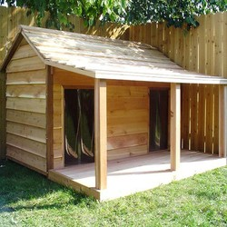 Factory best selling unique dog house