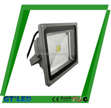 Outdoor Security LED Floodlight 30w 50w, Super Bright COOL WHITE Light (6,000k-6,500k) 2,500 - 2,800 LUMENS - COOL WHITE