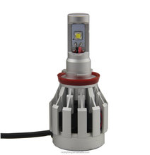 Hot Sale led headlight 40w 12/24V Voltage auto parts H8 LED head lamp