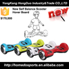 Kids scooter Mini Smart Self Balancing Electric Unicycle Scooter Balance Two Wheels Electric Chariot Scooter with helmet