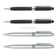 metal body ballpoint pen