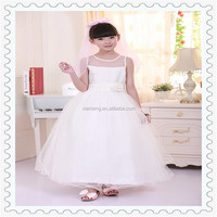 2015 trade assurance new flower girl net dresses
