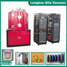 PVD vacuum ion coating machine for stainless steel jewelry plating gold, brown black blue rose rainbow color