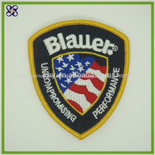 china 3d alta qualidade emblema bordado