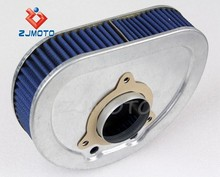 ZJMOTO Motorcycle Air Filters HD-1508 Replacement Air Filter 2010-2013 Harley FLHTK Electra Glide Ultra Limited