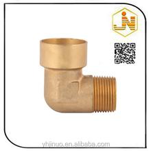 Press Fit Copper Pipe Nipple Fitting