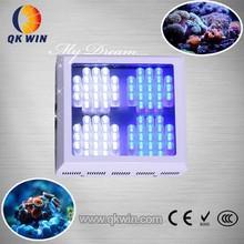 AC 85-26V 250W led aquarium light for fish tank and coral reef grow lighting