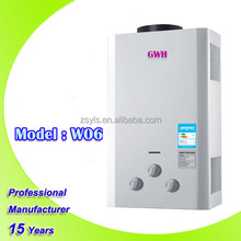 Excellent Quality Gas Water Heater Wall Mounted Gas Boiler Chiana Flue Type