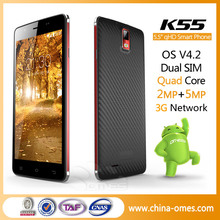 New! 3G wcdma mtk 6582 omes mobile phone dual 1.2ghz sim card