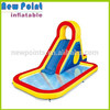 customized adults and children commercial inflatable water slides for sale