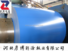 Printed ral 2012 ppgi color steel coil
