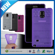 C&T Flexible Strong TPU Soft Gel Case for Samsung Galaxy Note Edge , for samsung note 4 edge
