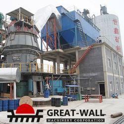 gypsum rock phosphate mill / calcium carbonate micro power grinding machine in bolivia