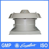 Factory Roof Mount Exhaust Fan With Anti Shutter