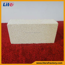 refractory mullite thermal insulating fire brick