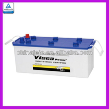 Dry Charged Car Battery 62034 12V120AH